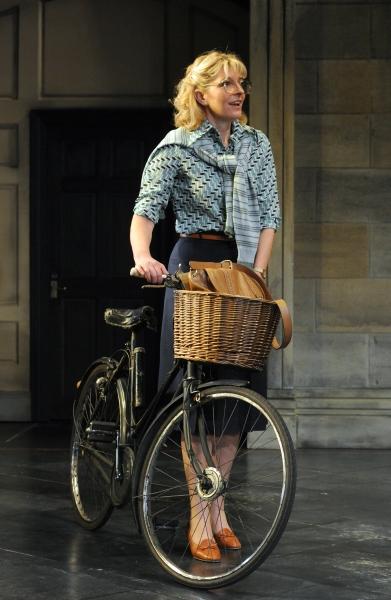 Jemma Redgrave (Lady Driver)